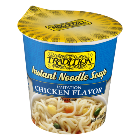 Instant Noodle Soup Chicken Flover