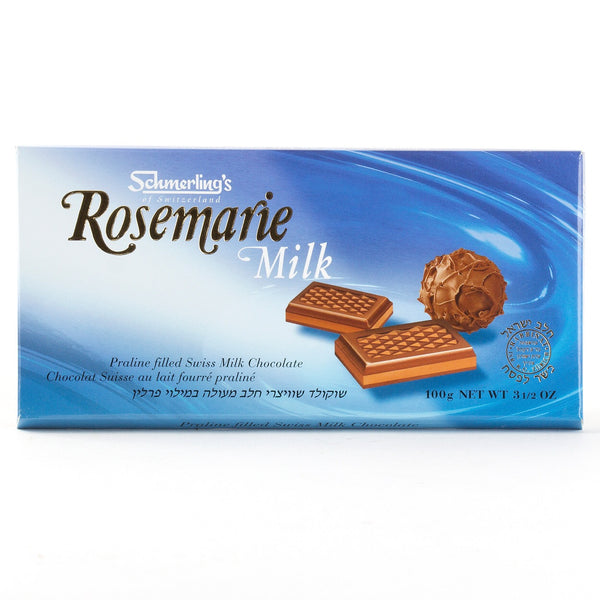 Rosemarie Milk Praline filled Swiss Chocolate