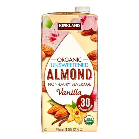 Almond Non-Dairy Beverage Unsweetened