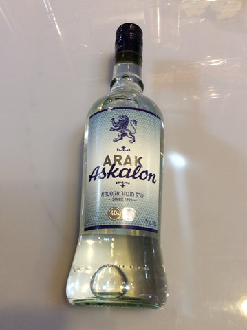 ARACK ASHKELON 40% 700 ML