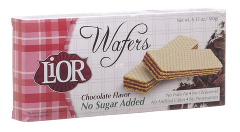 Wafers Chocolate Flavor