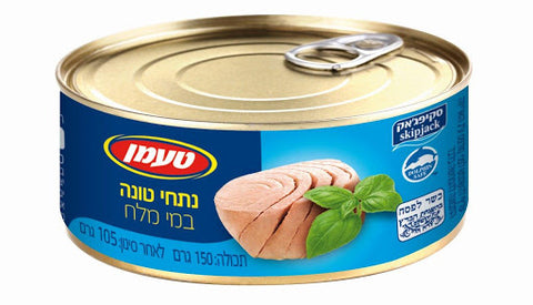 Canned Tuna in Brine