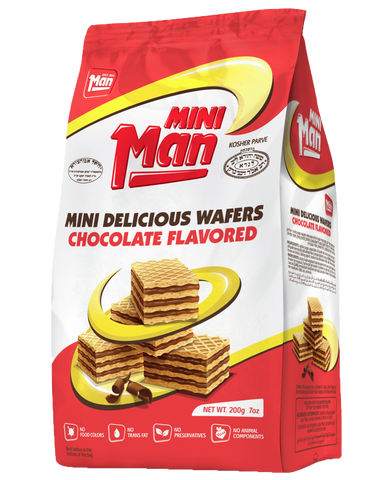 Mini wafers - Man