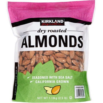 Almond Dry Roasted