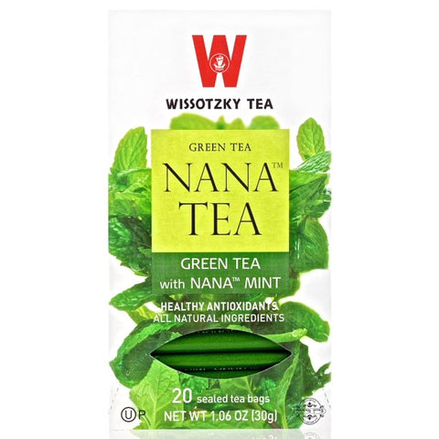 Green Tea Nana