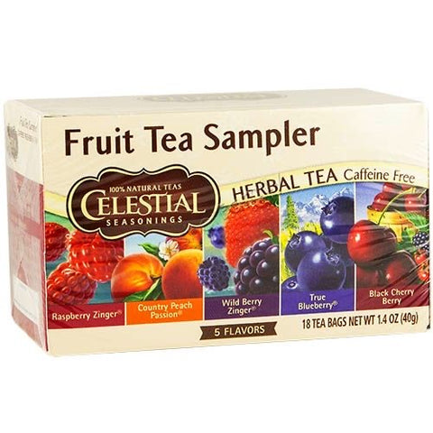 Fruit Sampler Tea