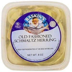 Old Fashioned Schmaltz Herring