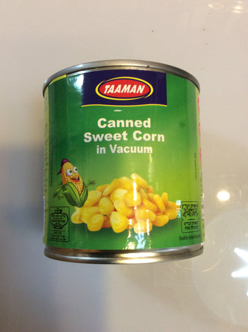 Canned Sweet corn seeds