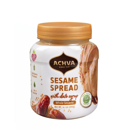 Sesame Spread with Date Syrup