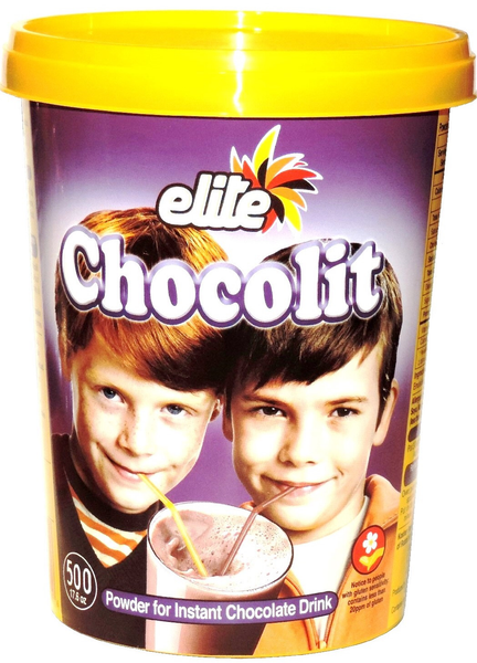 """Chocolit"" Powder for Instant Chocolate Drink"