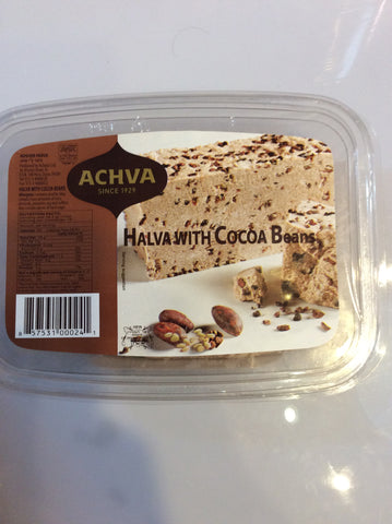 Halva with Cocoa Beans 454g