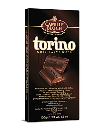 Torino Truffle Filled Fine Swiss Dark Chocolate