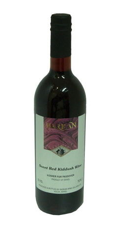 BARKAN KIDDUSH RED WINE