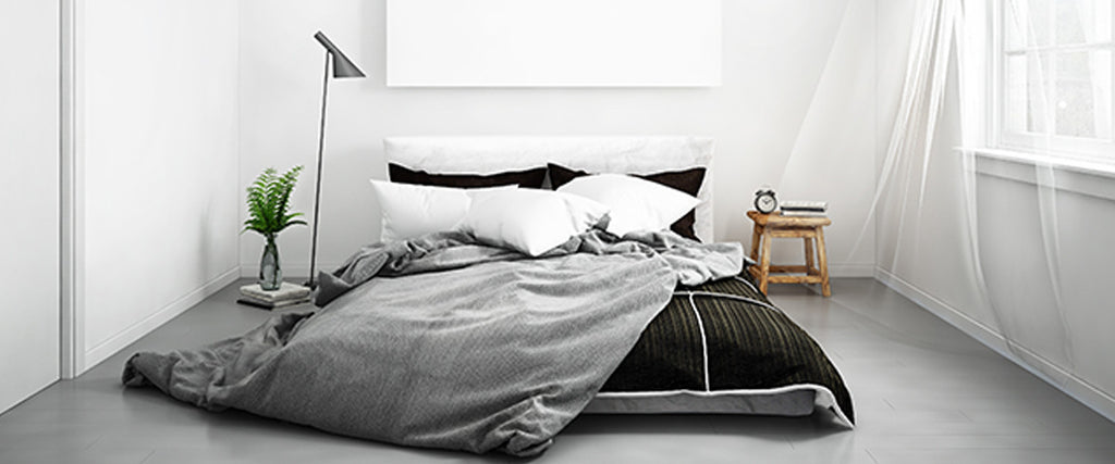 Are these the most beautiful minimalist Scandinavian bedrooms EVER?