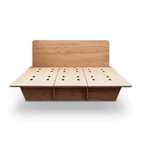 Koala Timber Bed Base
