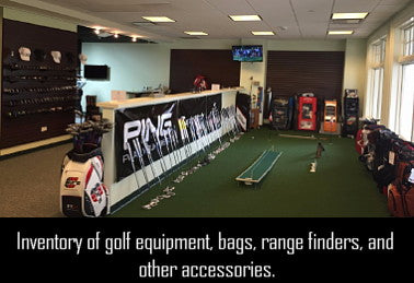 Pelican Golf Fitting Golf Center