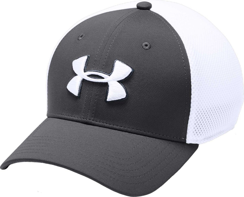 Under Armour Men's UA Microthread Golf Mesh Hat