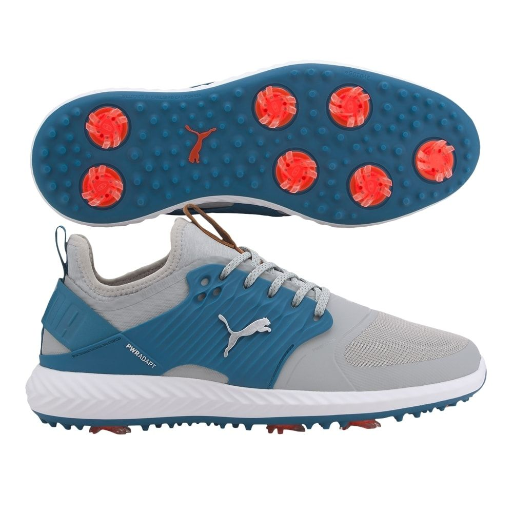 Puma Men's Ignite Pwradapt Caged Golf Shoes 2021