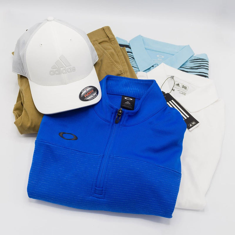 Holiday Golf Box
