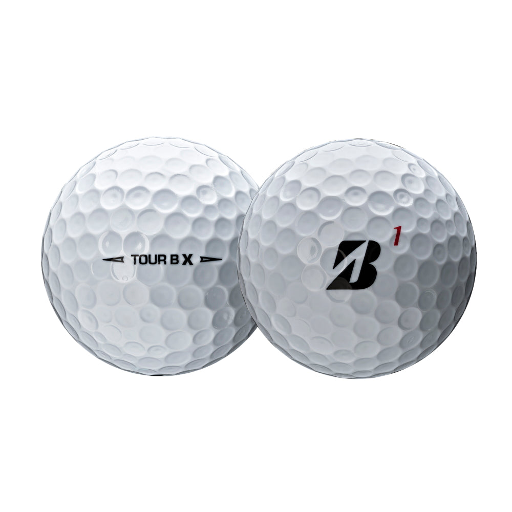 2020 Bridgestone Tour B X White Golf Ball 1 Dozen