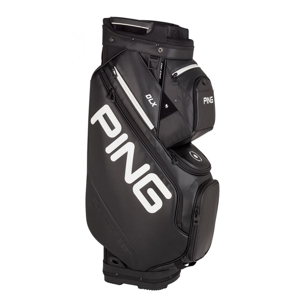 Ping DLX Cart Bag Black 2020