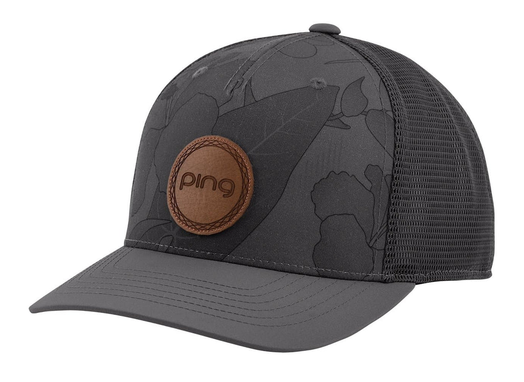 Ping Ladies Kona Cap Adjustable Snapback Golf Hat - 2021