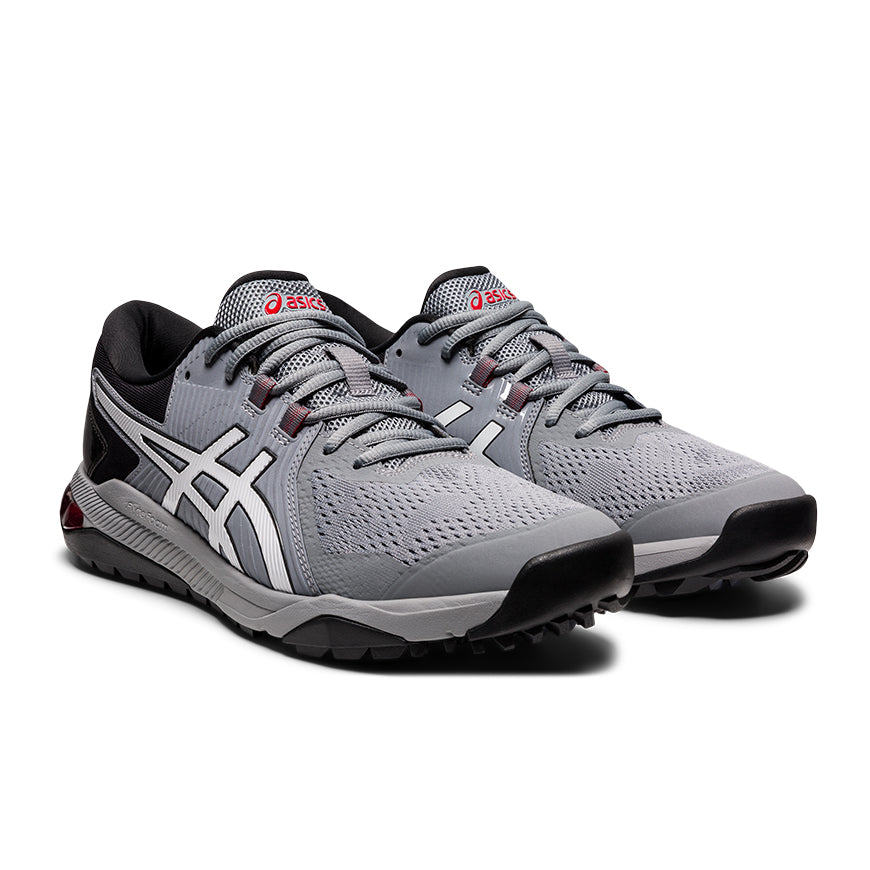 Asics Gel Course Glide Mens Golf Shoes Sheet Rock/White