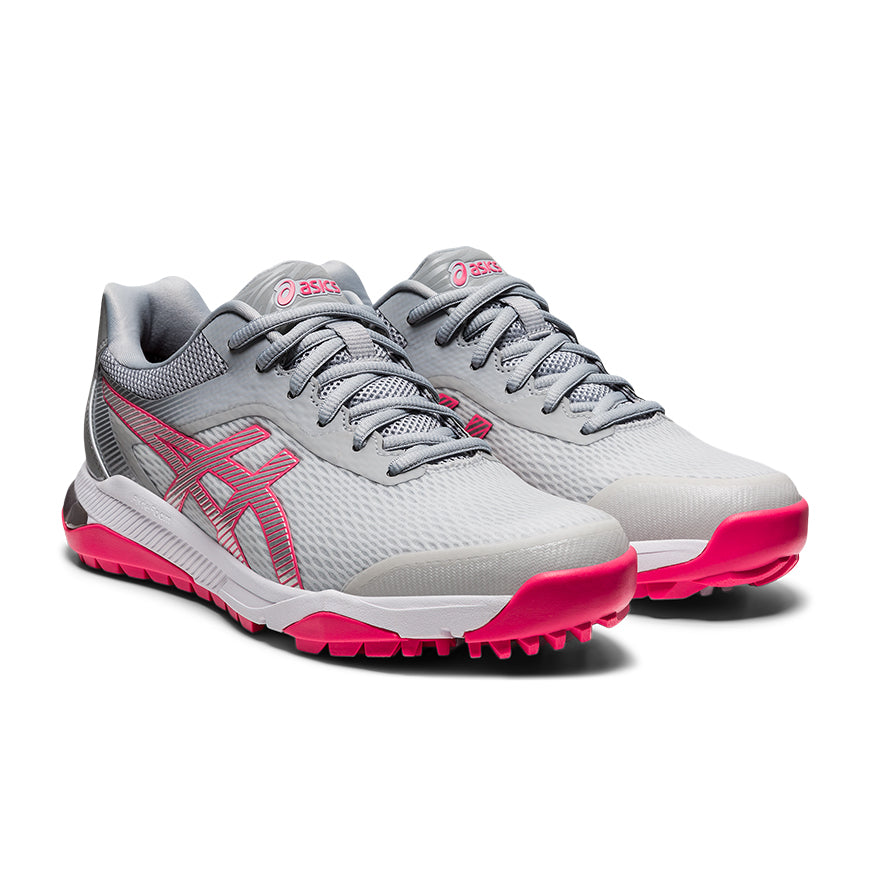 Asics Gel Course Ace Womens Golf Shoes Glacier Grey/Pink Cameo