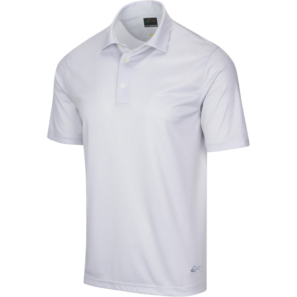 Greg Norman Men's ML75 Microlux 2Below Rope Foulard Polo - 2020