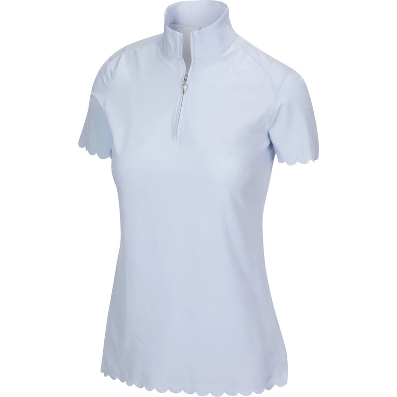 Greg Norman Women's X-Lite 50 Zip Polo 2020