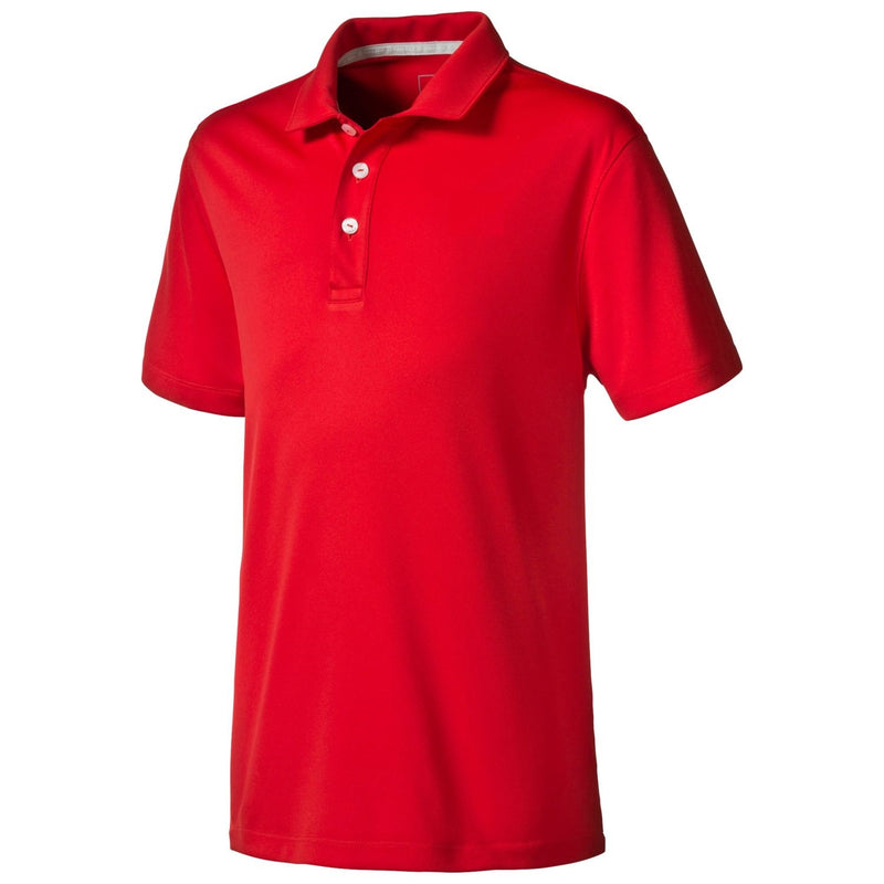 Puma Junior Tech Golf Polo