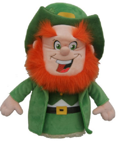 Leprechaun Golf Headcover - New Daphne's Head Covers, Headcovers, Daphnes - www.golfdirectnow.com
