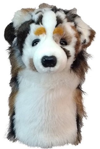 Australian Shepard Golf Headcover - New Daphne's Head Covers