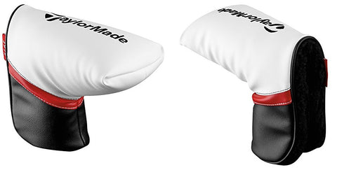 TAYLORMADE GOLF 2017 GOLF CLUB PUTTER HEAD COVER- NEW, Headcovers, TaylorMade - www.golfdirectnow.com