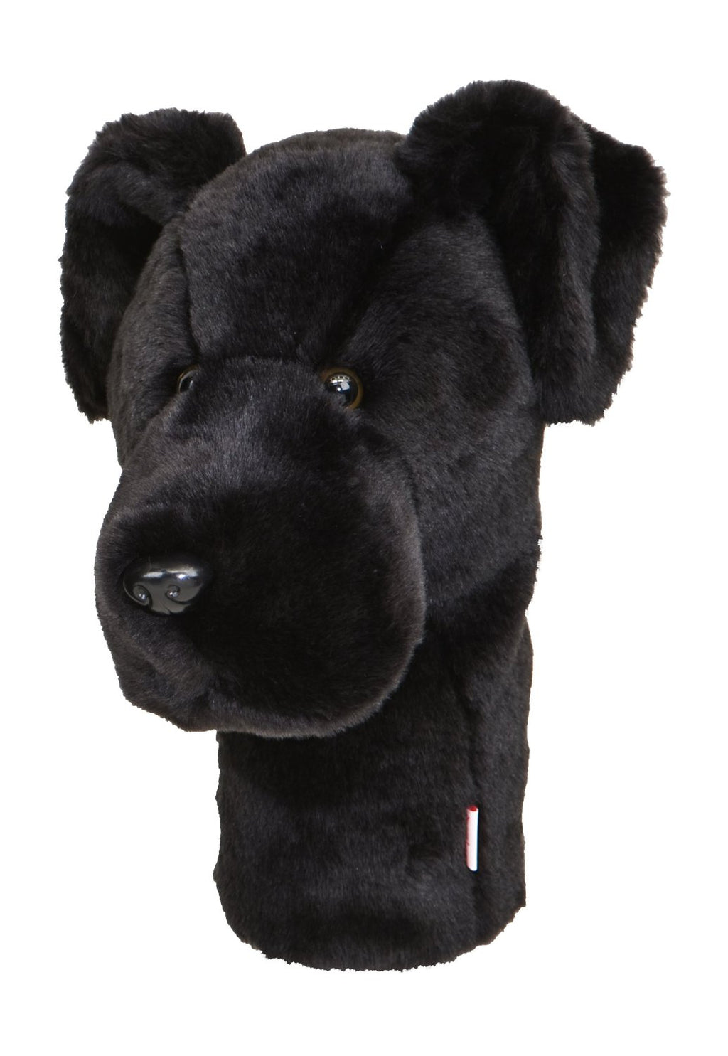 Daphnes Black Lab Driver Golf Headcover