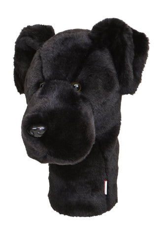 Black Lab Golf Headcover - New Daphne's Head Covers