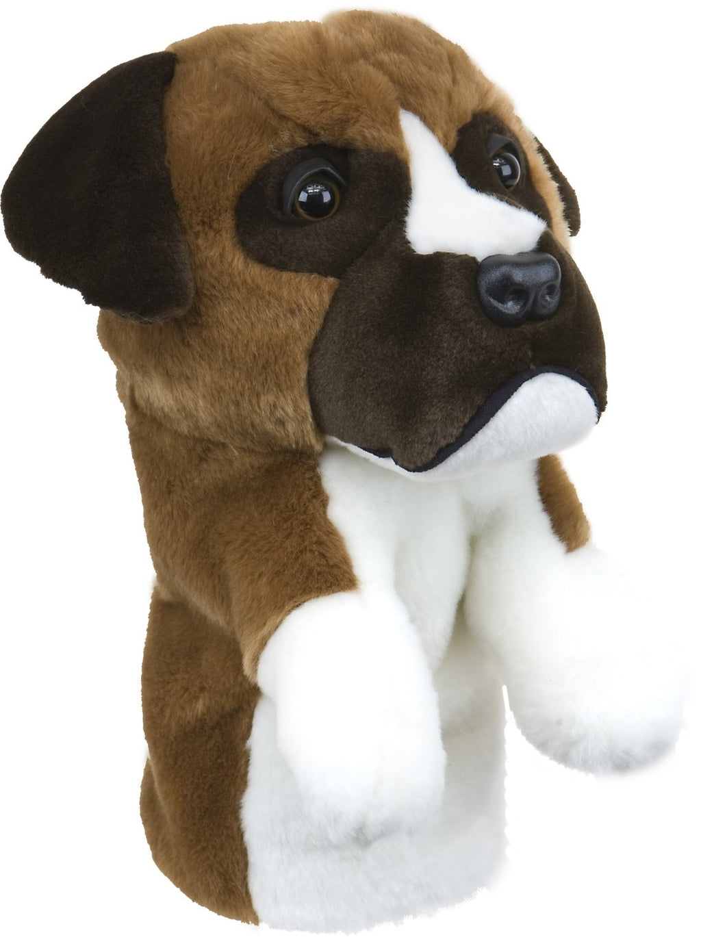 Daphnes Boxer Dog Driver Golf Headcover