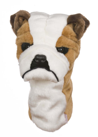 Bulldog Golf Headcover - New Daphne's Head Covers