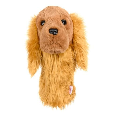 Cocker Spaniel Driver Golf Headcover