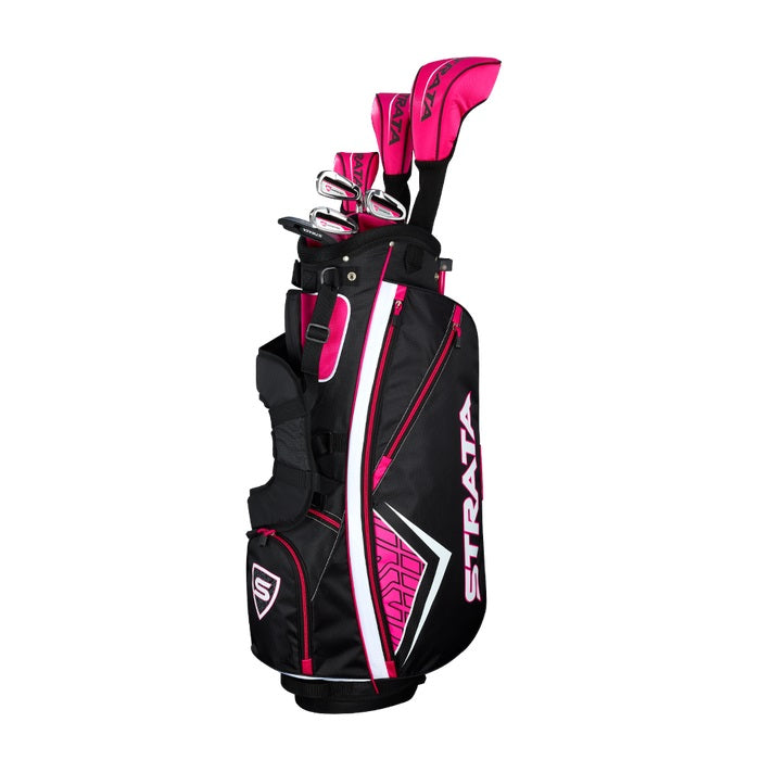 Callaway Strata 11PC Complete Set w/Bag Womens Right Hand