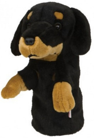 Dachshund Golf Headcover - New Daphne's Head Covers
