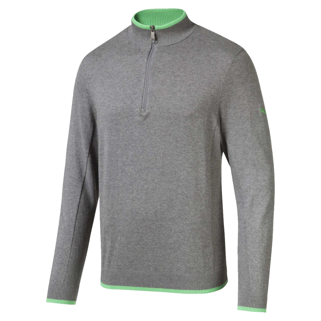 Puma G LUX Dunlunce 1/4 Zip Pullover