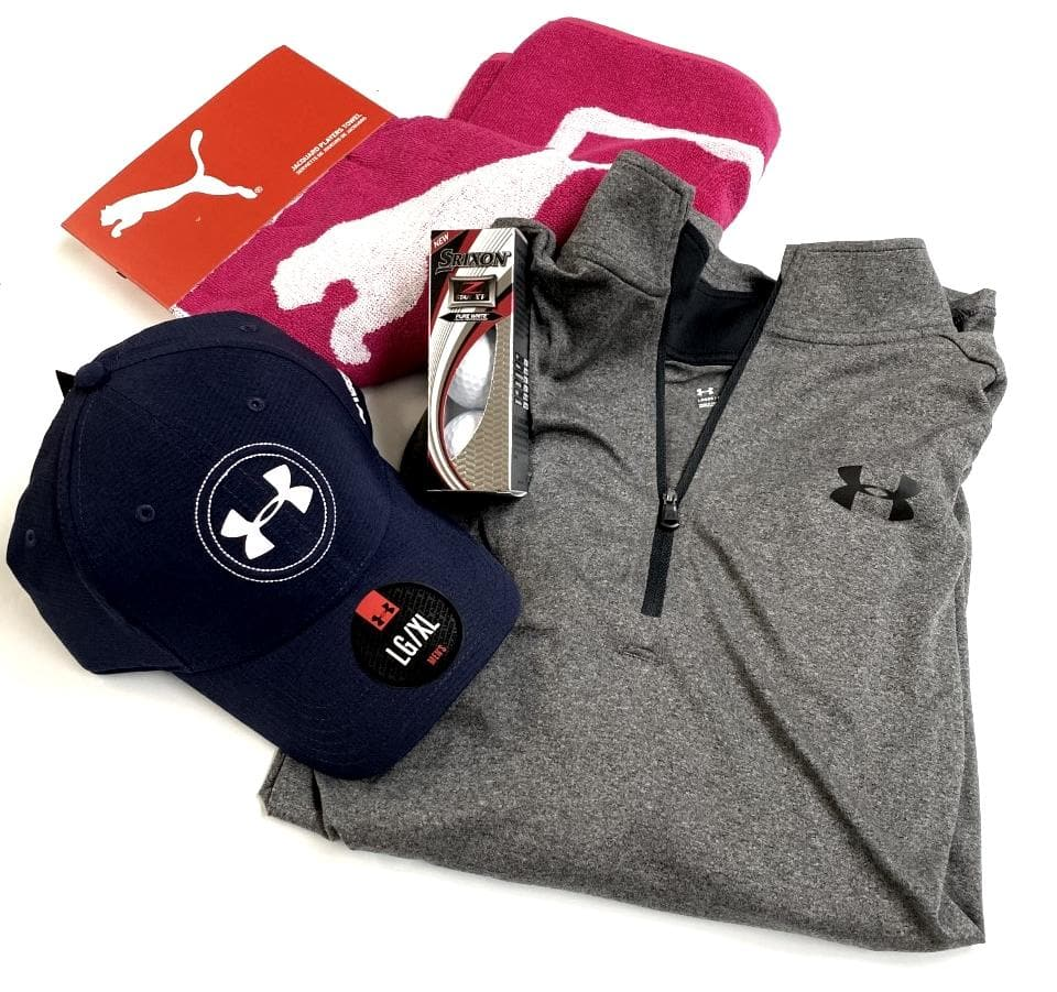 Fall Golf Box