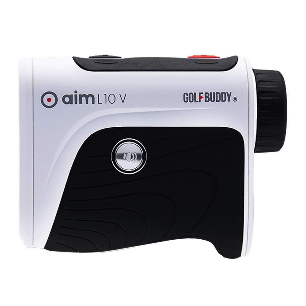 Golf Buddy aimL10 Voice Talking Laser GPS Golf Rangefinder