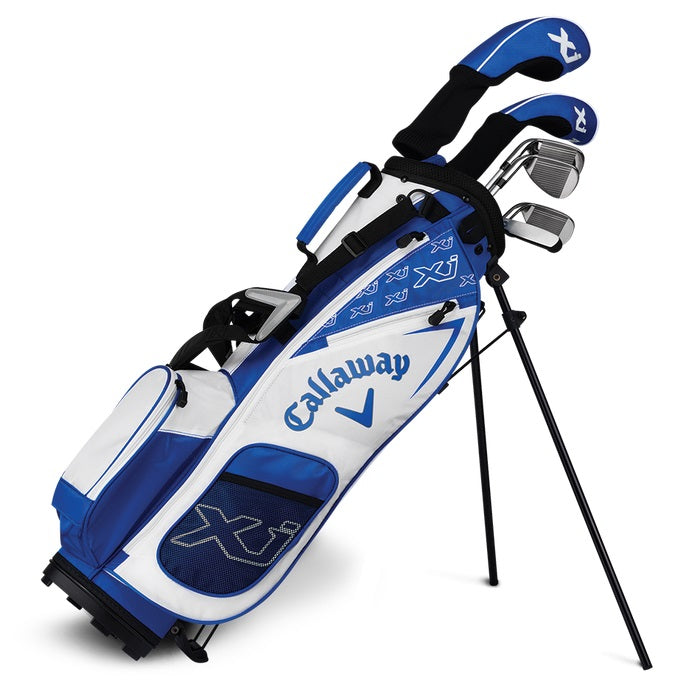 Callaway Junior XJ-1 4 Piece Sets w/ Bag
