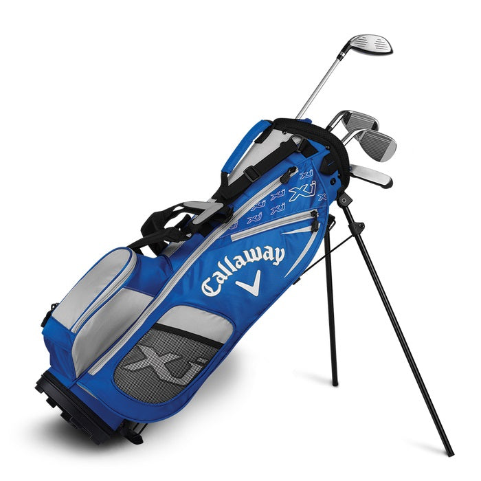 Callaway Junior XJ-1 4 Piece Sets w/ Bag 2018