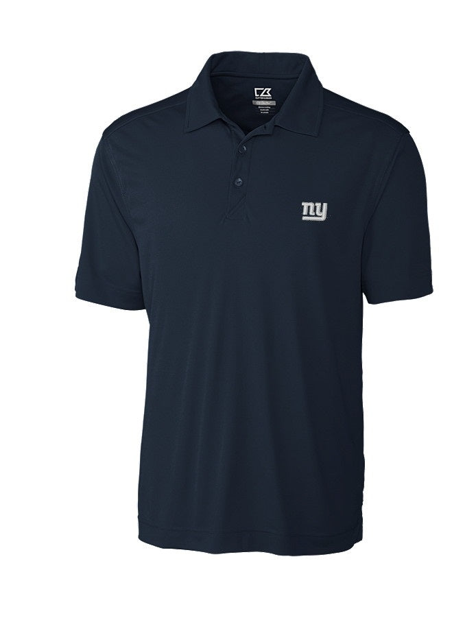 NFL New York Giants Cutter & Buck Drytec Northgate Polo