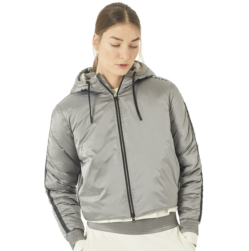 Oakley Womens Luxe Nylon Puffy Jacket