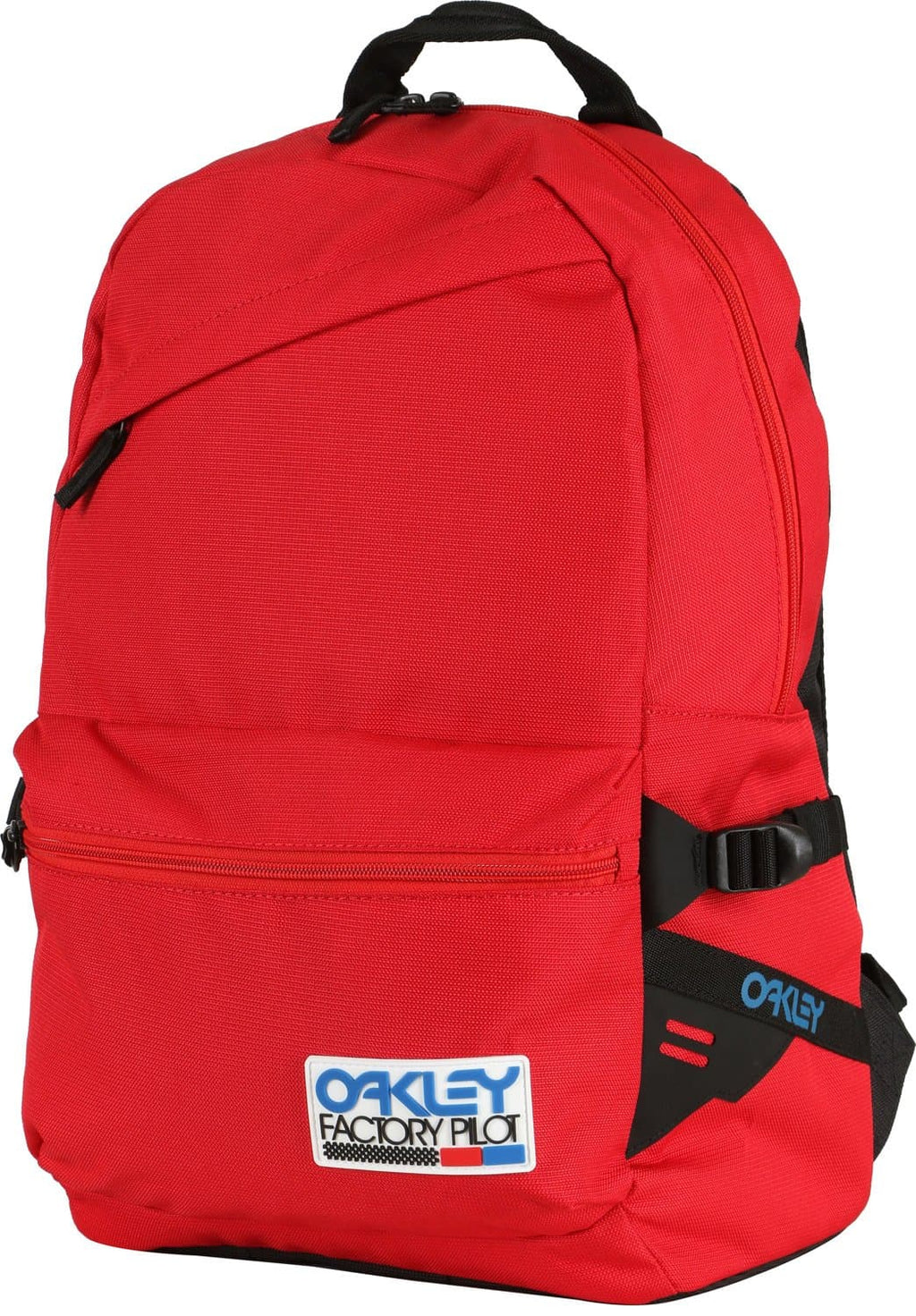Oakley Factory Pilot Rubber Patch Redline Backpack 20L