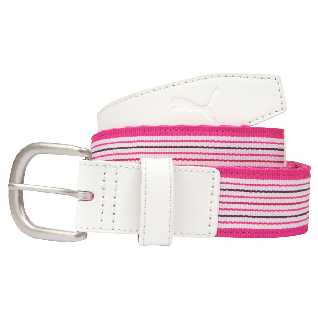 Puma Womens Regatta Fitted Ribbon Belt